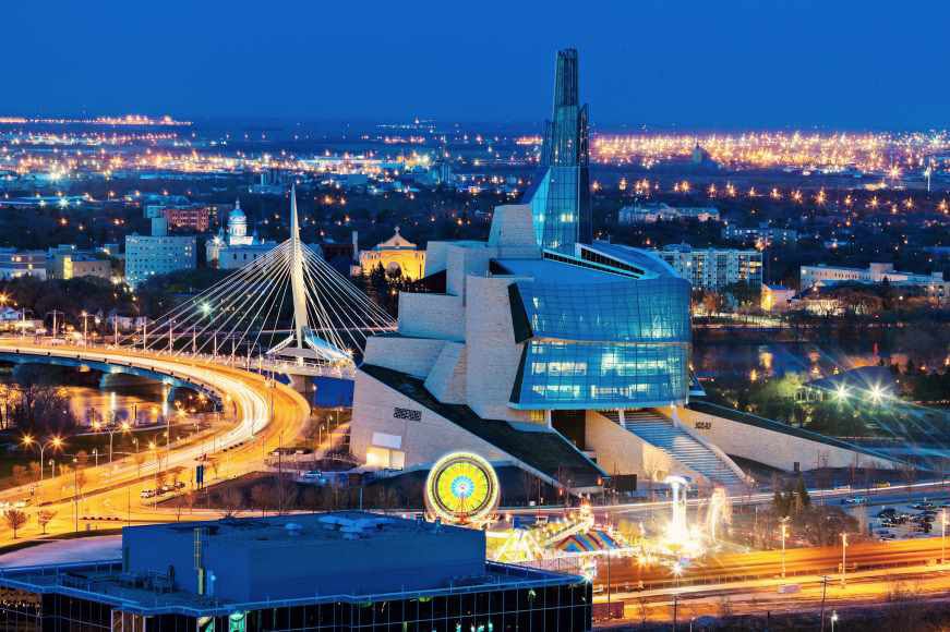 History of Winnipeg, Manitoba