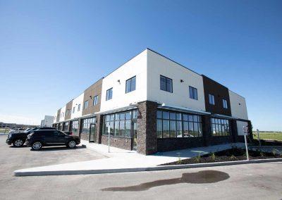 20 South landing – 7 Unit Commercial Building