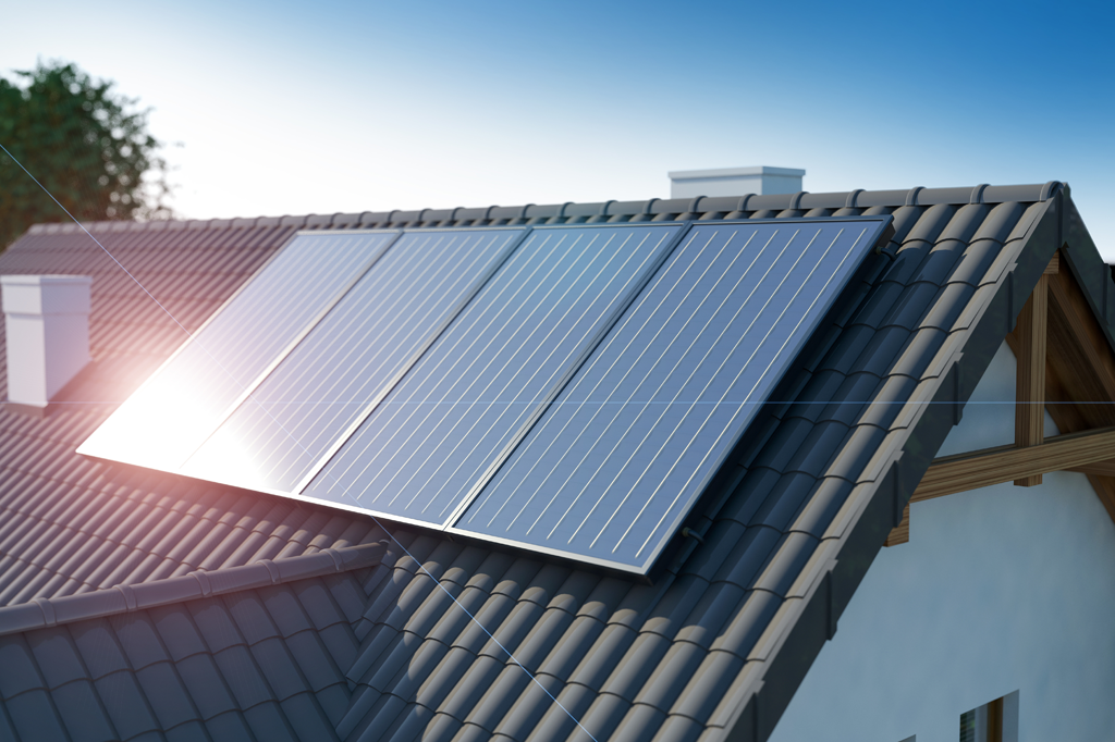 Reducing Electricity Consumption Through Solar Systems