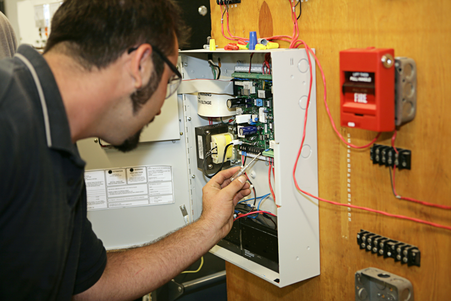 The Best Fire Alarm Canadian Electrical Service