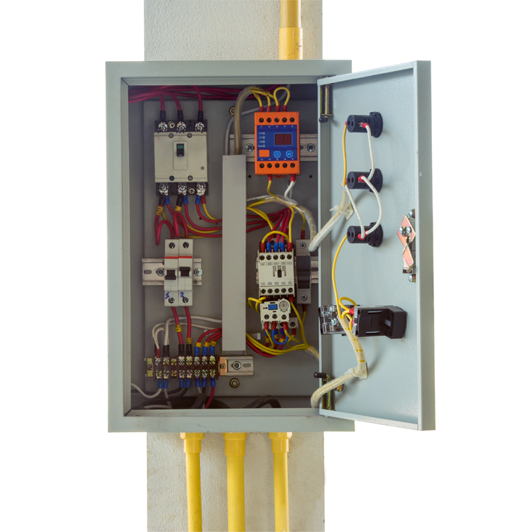 Upgrade Your Electrical Panel   Top Electricians   Winnipeg MB ... on relocating electrical panel, replacing electrical panel, expanding electrical panel,