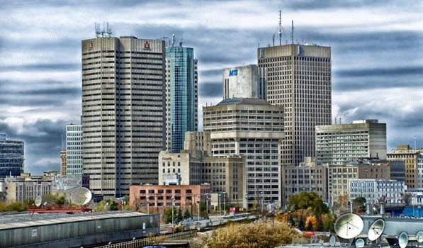 Winnipeg History Toward Becoming a City