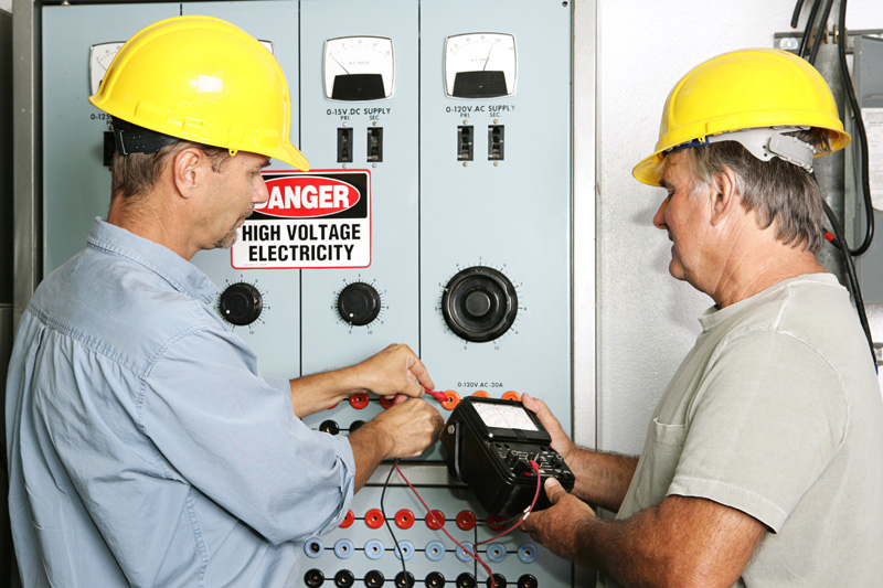 Maintaining Electrical Wiring | Powertec Electric Inc.