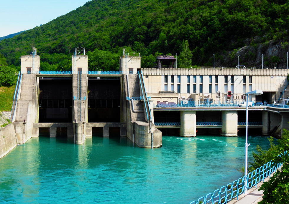 boost in the development of various hydroelectric sites