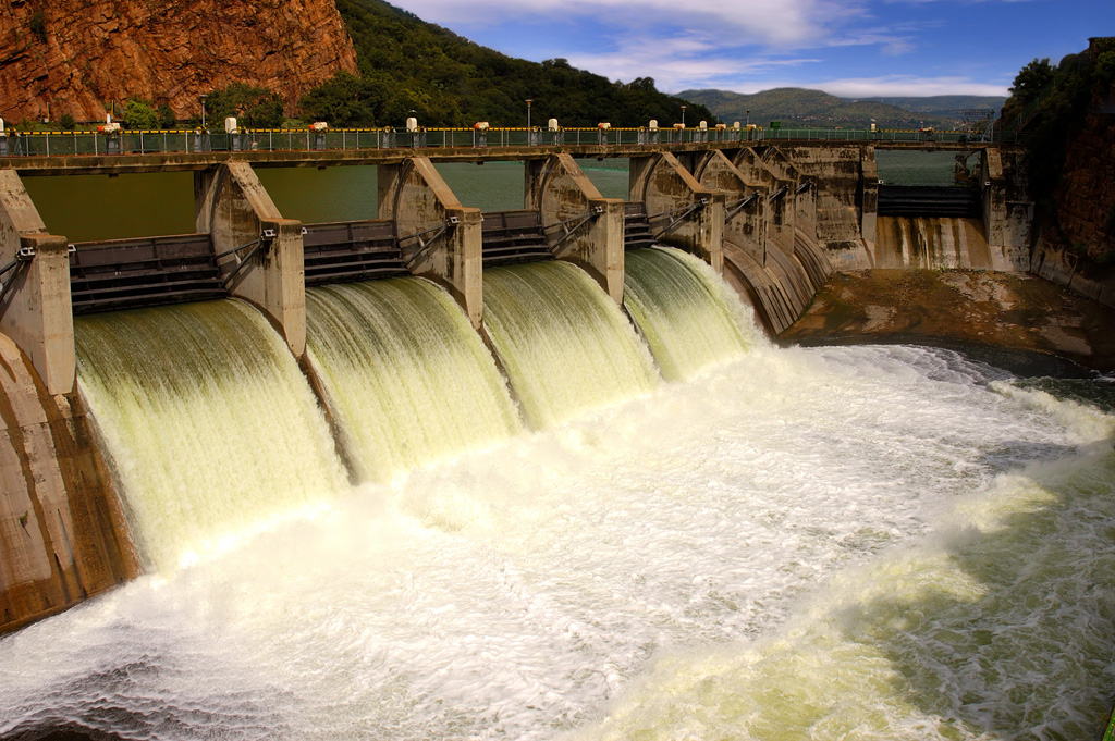 Being a renewable energy, hydroelectric energy is a viable option
